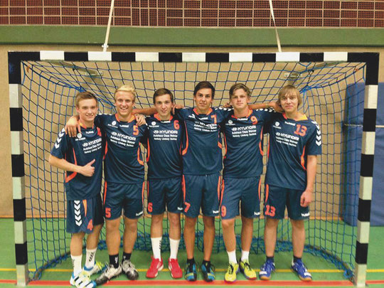 männliche A-Jugend - Saison 2013/14 - Jahrgang 95/96