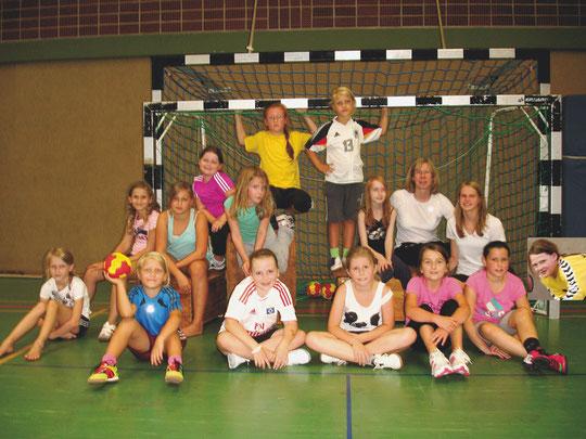 Weibliche E-Jugend - Saison 2013/14 - Jahrgang 2003/04