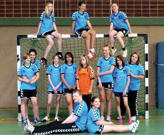 Weibliche C-Jugend - Saison 2011/12 - Jahrgang 1997/98