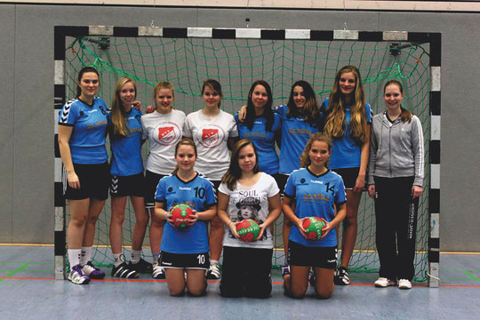 Weibliche B-Jugend - Saison 2013/14 - Jahrgang 1997/98