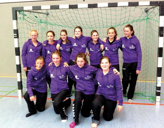 Weibliche C-Jugend - Saison 2012/13 - Jahrgang 1998/99