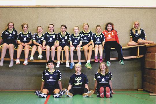 Weibliche D-Jugend - Saison 2013/14 - Jahrgang 2001/02