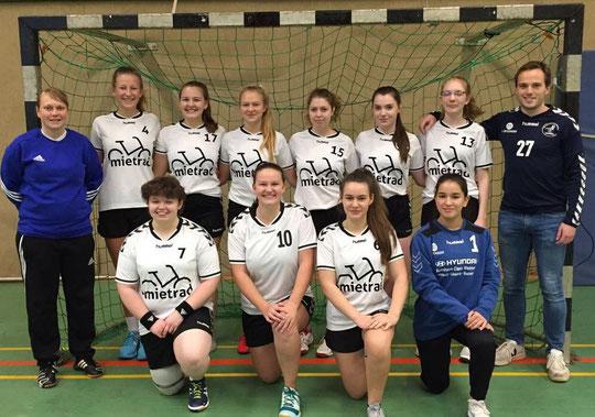 Weibliche B-Jugend - Saison 2017/18 - Jahrgang 2001/02