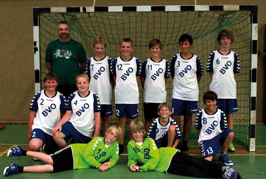 Männliche D-Jugend - Saison 2011/12 - Jahrgang 1999/2000