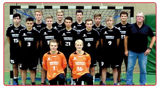 männliche A-Jugend - Saison 2014/15 - Jahrgang 96/97