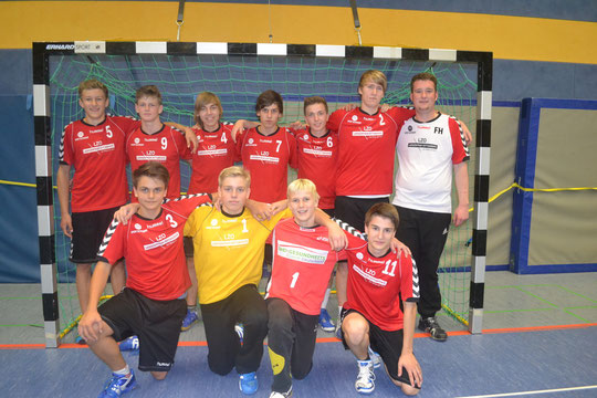 Männliche B-Jugend - Saison 2012/13 - Jahrgang 1996/97