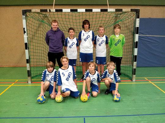 männliche D-Jugend - Saison 2012/13 - Jahrgang 2000/01
