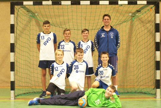 männliche D-Jugend - Saison 2016/17 - Jahrgang 2004/05