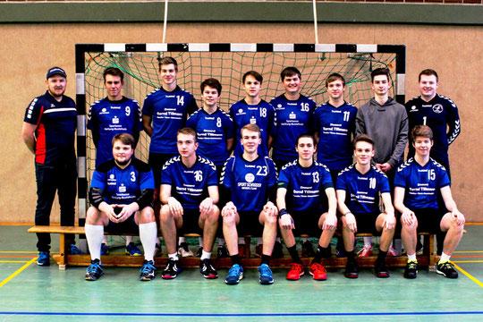 männliche A-Jugend - Saison 2017/18 - Jahrgang 99/200 - Regionsoberliga