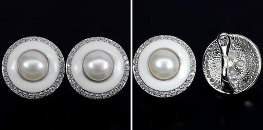 жемчуг,серебро,серьги,серебряные серьги из серебра с жемчугом