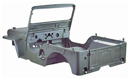 Karosserie M38
