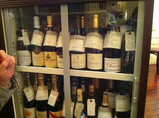 アトリエ・オキ白ワイン