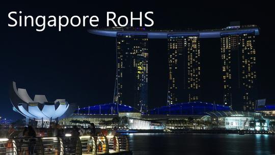 Singapore RoHS