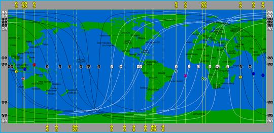 A*C*G*: Lignes planétaires