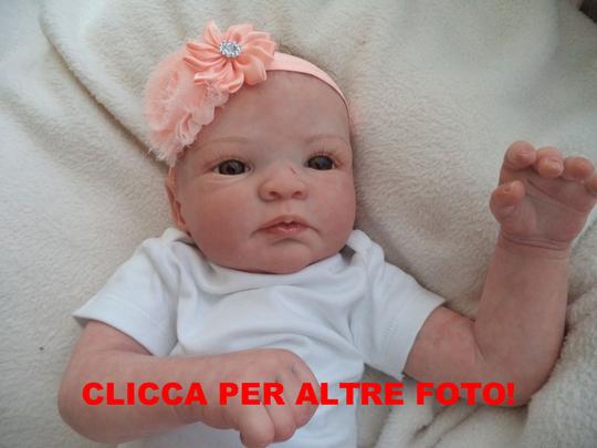 REBORN BABY NINA