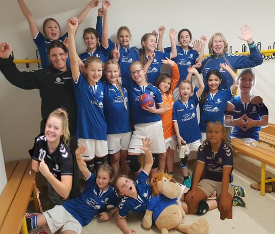 Weibliche E-Jugend - Saison 2018/19 - Jahrgang 2098/09