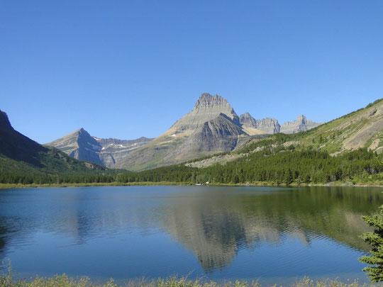 Swiftcurrent Lake (Glacier N.P.)