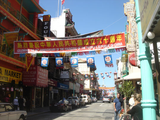 jo wos gibts denn do zum feiern? (Chinatown, S.F.)