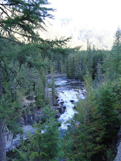 McDonalds River Falls (Glacier N.P.)