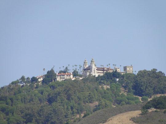 Hearst Castle (Schloss des bekannten Zeitungsmoguls)
