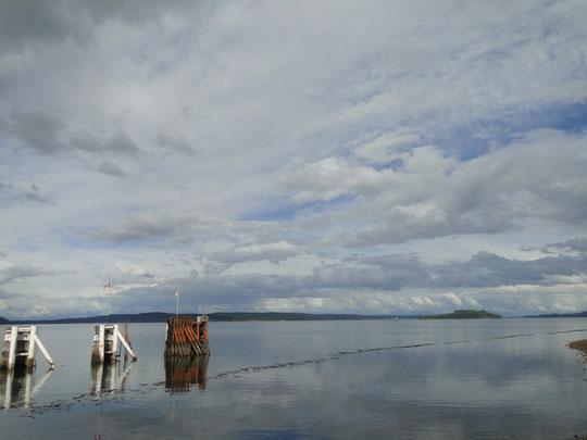 Port McNeill - der nördlichste Punkt auf unserer Reise