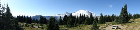 Panorama vom Picknickplätzchen