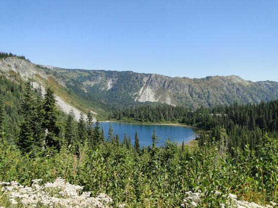 Louise Lake (Mount Rainier N.P.)