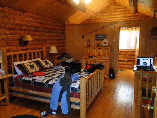 das nennen wir eine Cabin