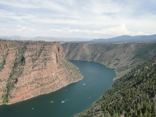 Red Canyon Overlook (Flaming Gorge N.R.A.)