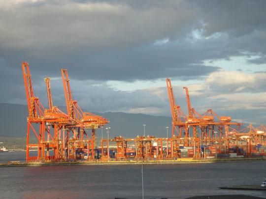Umschlaghafen Vancouver
