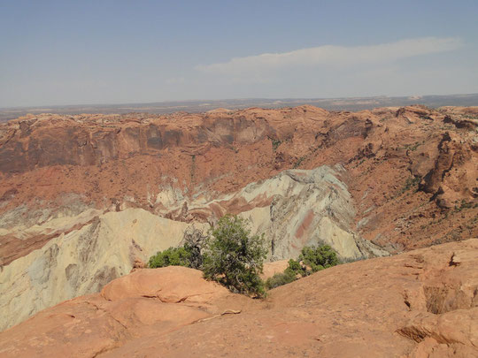 Upheaval Dome, Island in the Sky District (Canyonlands N.P.)
