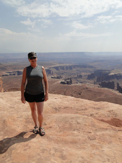 Grand View Point Overlook, Island in the Sky District (Canyonlands N.P.)