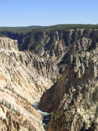 Canyon - nach dem Fall