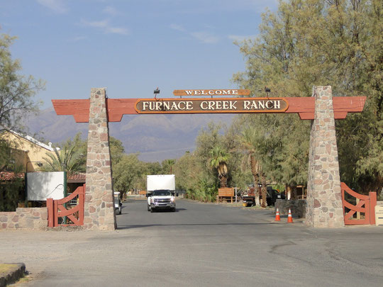Furnace Creek Ranch (Death Valley, 48°)