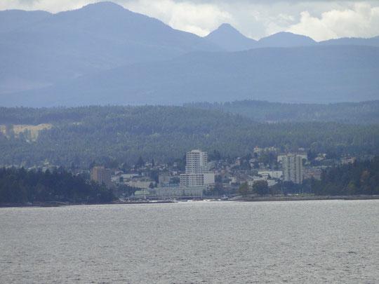 Goodbye Vancouver Island