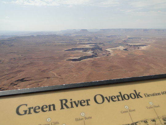 Green River Overlook, Island in the Sky District (Canyonlands N.P.)