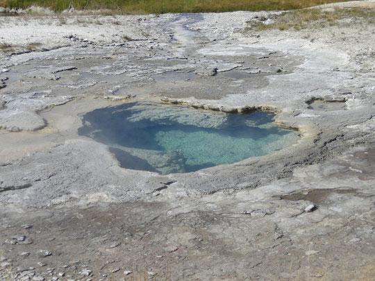 Depression Geyser (Yellowstone N.P.)