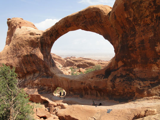 Double O Arch (Arches N.P.)