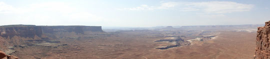 Panorama Green River Overlook, Island in the Sky District (Canyonlands N.P.)