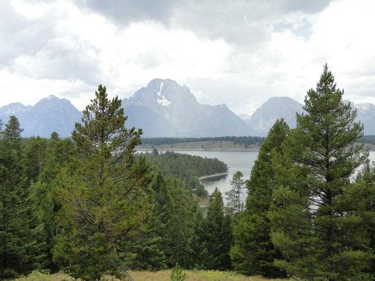 Teton Lake (Grand Teton N.P)