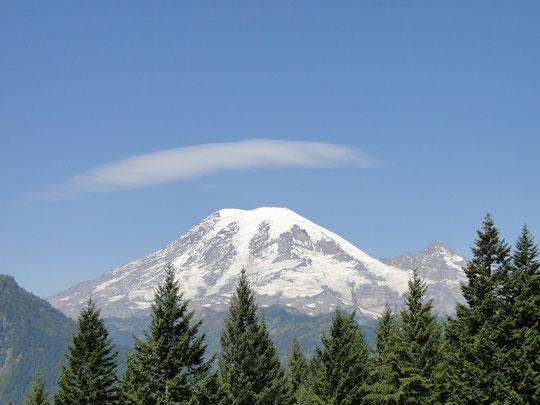 Mount Rainier von der Paradise-Seite