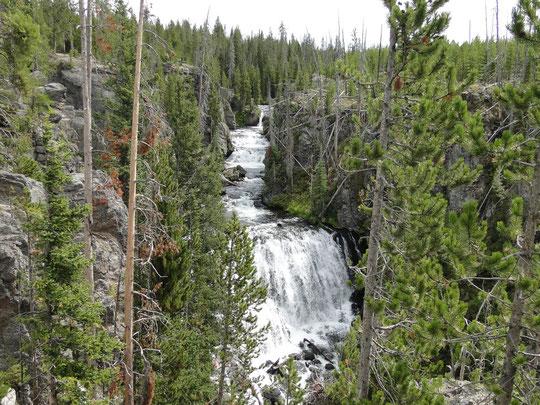 Kepler Cascades (Yellowstone N.P.)