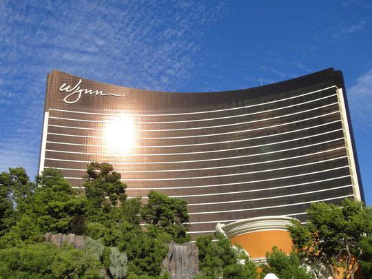 Wynn - eines der exklusiveren Hotels