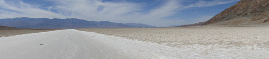 Panorama Badwater