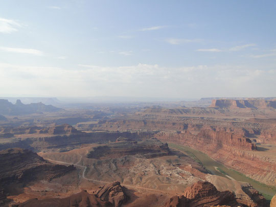 Meander Canyon Colorado (Dead Horse Point State Park)