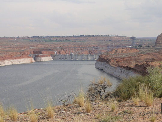Glen Canyon Dam (Lake Powell)