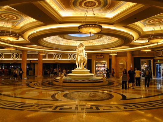 Eingangshalle Caesars