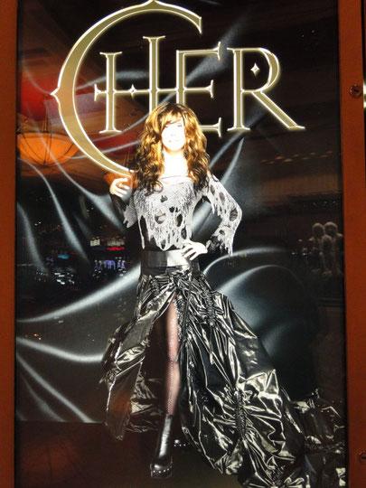 auch Heimat von Cher ...