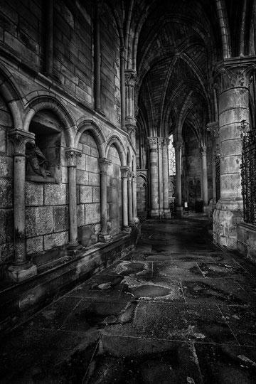 déambulatoire Notre Dame en Vaux