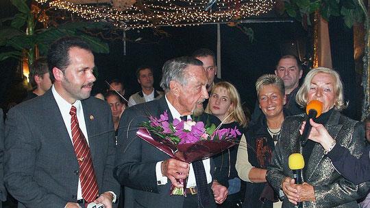 Mit Hans und Lotte Hass